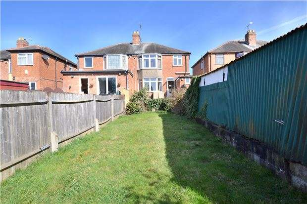 3 Bedrooms Semi Detached House for sale in Oliver Road, Oxford, OX4 2JG