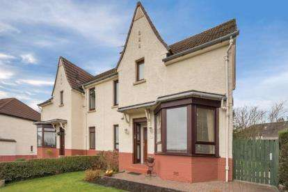 2 Bedrooms Semi Detached House for sale in Monksbridge Avenue, Knightswood