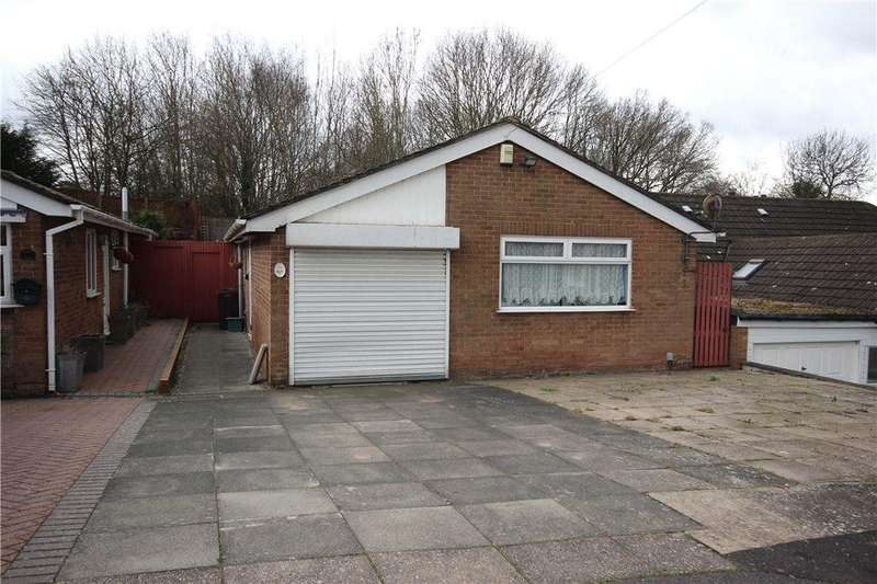2 Bedrooms Detached Bungalow for sale in Eden Road, Solihull, West Midlands, B92