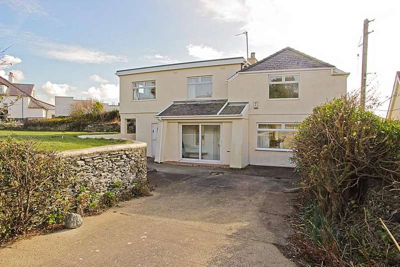 3 Bedrooms Detached House for sale in Lon Towyn Capel, Trearddur Bay, North Wales