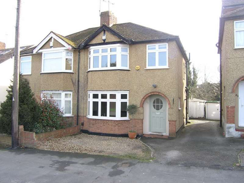 3 Bedrooms Semi Detached House for sale in Melbourne Road, Bushey