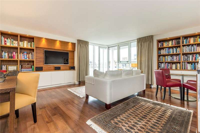 3 Bedrooms Apartment Flat for sale in Vogans Mill Wharf, 17 Mill Street, London, SE1