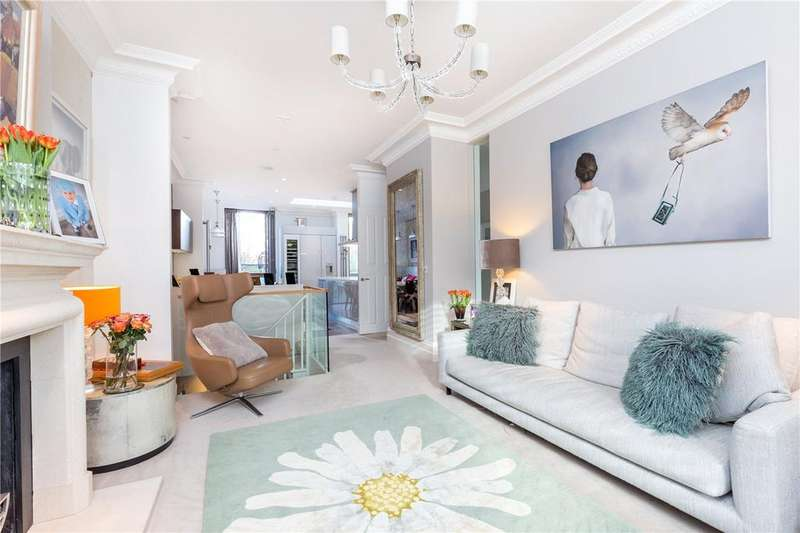 4 Bedrooms Semi Detached House for sale in Werter Road, London, SW15