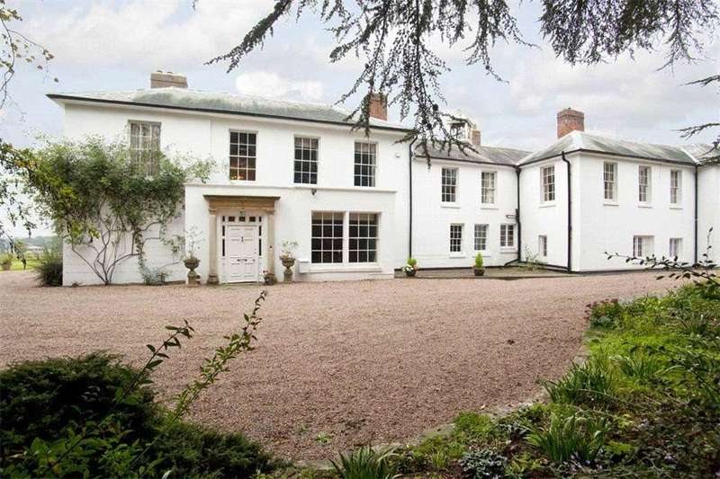9 Bedrooms Detached House for sale in Wichenford, Worcestershire, WR6