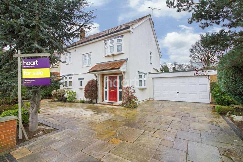 3 Bedrooms Detached House for sale in EMERSON PARK