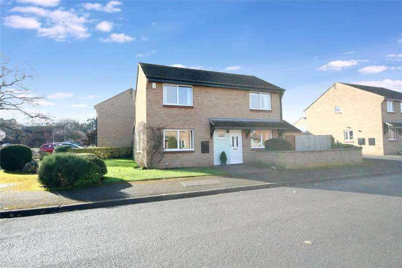 4 Bedrooms Detached House for sale in King William Drive, Charlton Park, Cheltenham, GL53