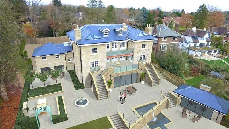5 Bedrooms Detached House for sale in Netheredge, Lands Lane, Knaresborough, North Yorkshire