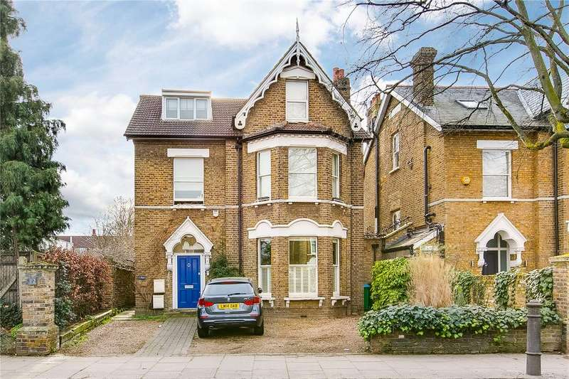 2 Bedrooms Flat for sale in Mortlake Road, Richmond, Surrey