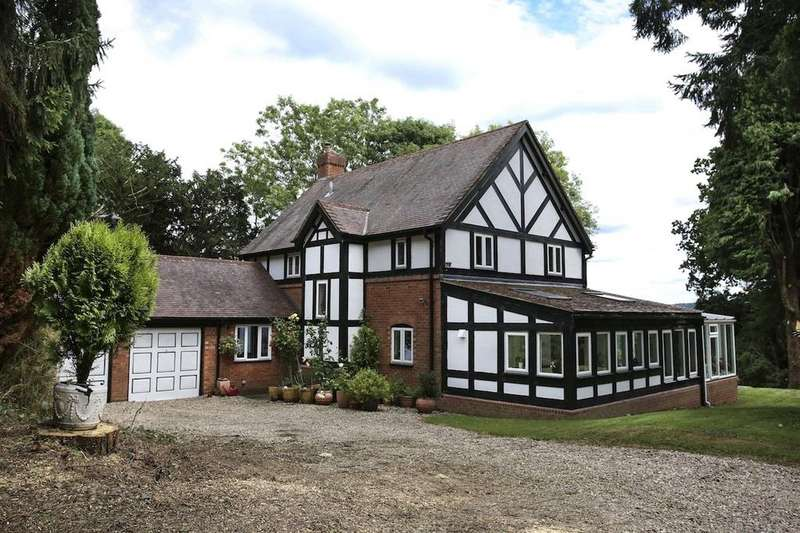 4 Bedrooms Detached House for sale in Stockton Upon Teme, Worcestershire