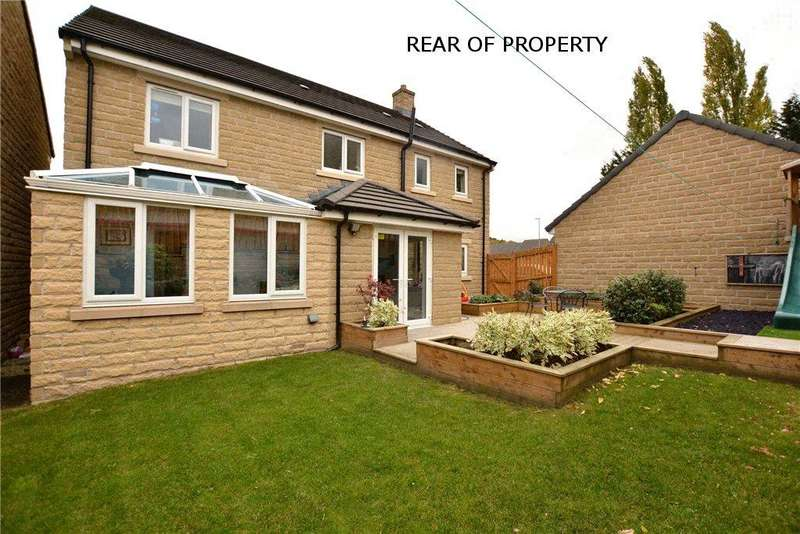 4 Bedrooms Detached House for sale in Poplar Farm Lane, Farsley, West Yorkshire