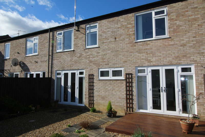 3 Bedrooms Terraced House for sale in Barnstock, Bretton, Peterborough PE3 8EL