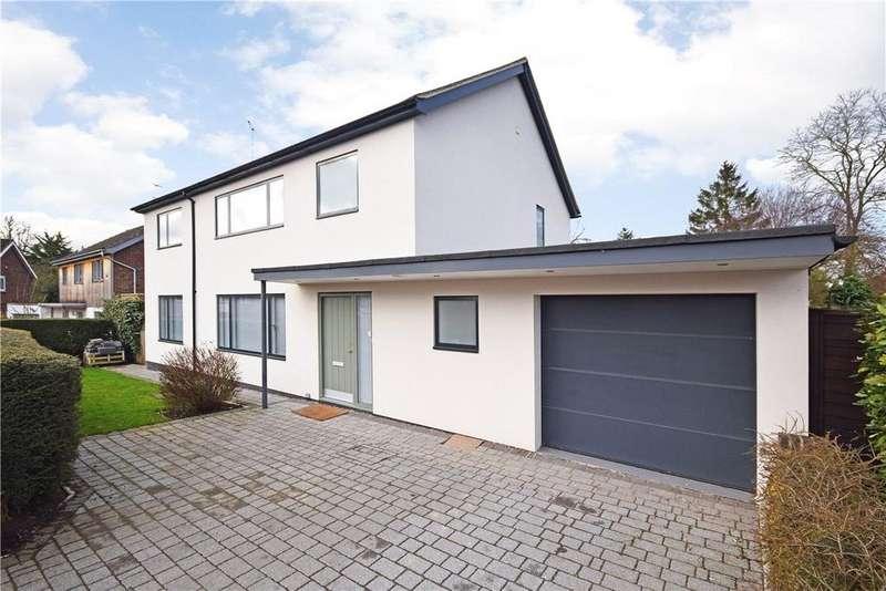 4 Bedrooms Detached House for rent in Alwyne Road, Cambridge, Cambridgeshire, CB1