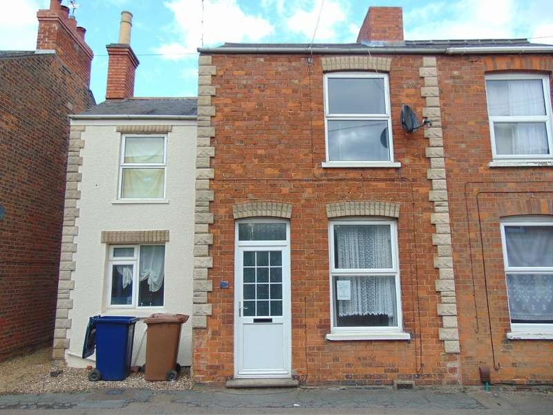 3 Bedrooms Semi Detached House for sale in Milner Road, Wisbech, Cambs, PE13 2LR