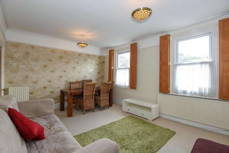 2 Bedrooms Flat for sale in Whiteley Road, Crystal Palace, SE19