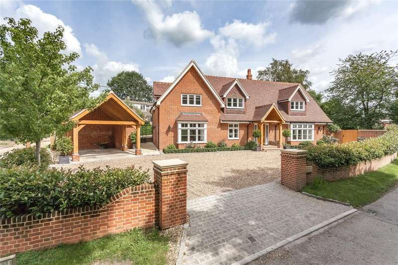 4 Bedrooms Detached House for sale in Old Alresford, Alresford, Hampshire, SO24