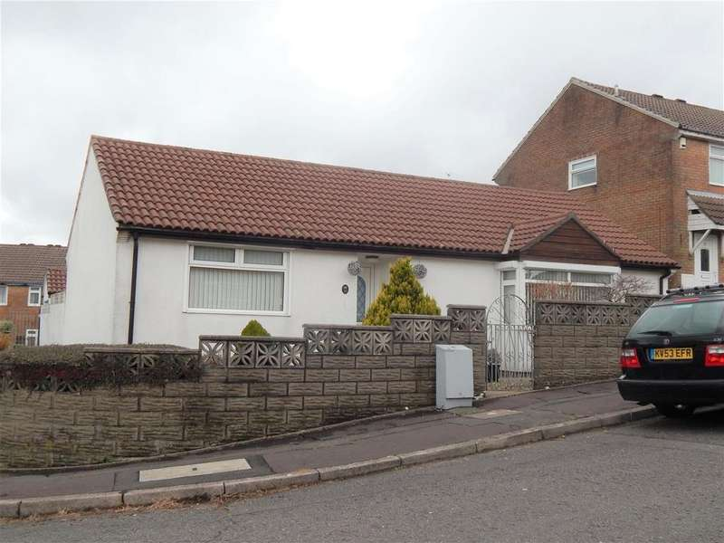 3 Bedrooms Detached Bungalow for sale in Lon Carreg Bica, Birchgrove, Swansea