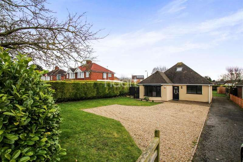 3 Bedrooms Bungalow for sale in Lincoln Road, Nettleham, LN2