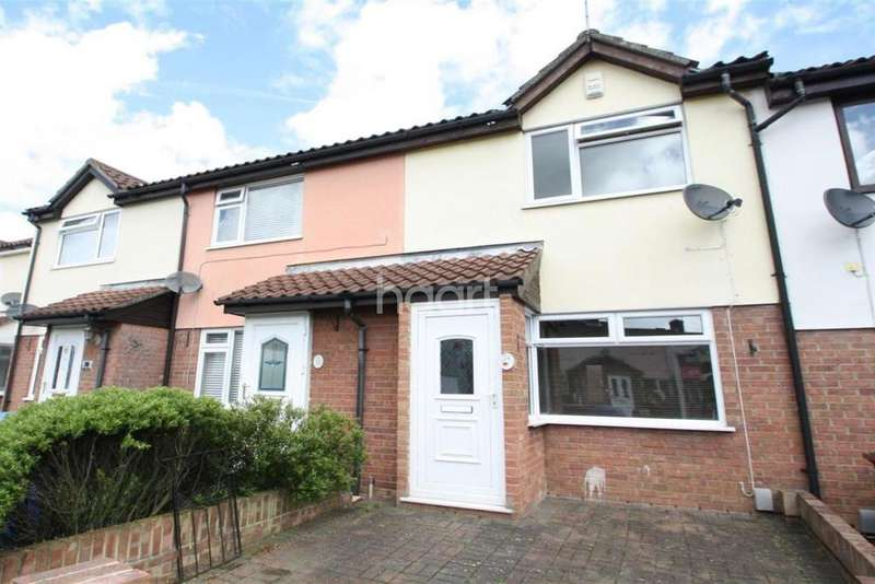 2 Bedrooms Terraced House for sale in Ipswich
