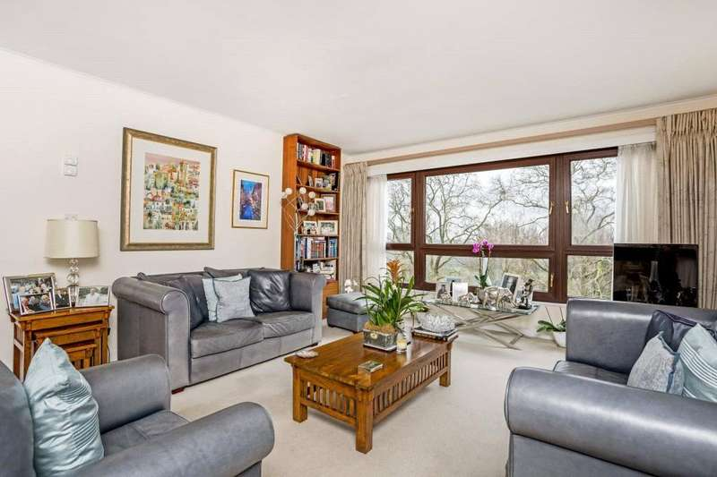 2 Bedrooms Flat for sale in Hillview, 2-4 Primrose Hill Road, London, NW3