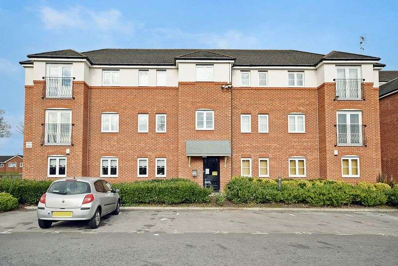 1 Bedroom Flat for sale in St Michaels View, Widnes