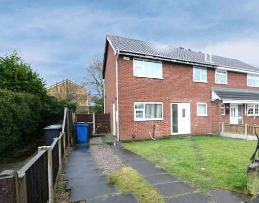 3 Bedrooms Semi Detached House for sale in Abbey Lane,, Leigh, Lancashire, WN7 5NU