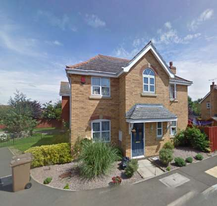 4 Bedrooms Detached House for sale in Juniper Way, Sleaford, Lincolnshire, NG34 7GP