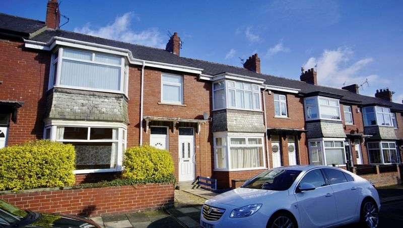 2 Bedrooms Flat for sale in ROKEBY TERRACE, Heaton