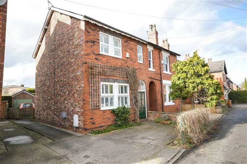 3 Bedrooms Property for sale in RAVENOAK ROAD, Cheadle Hulme, Cheadle