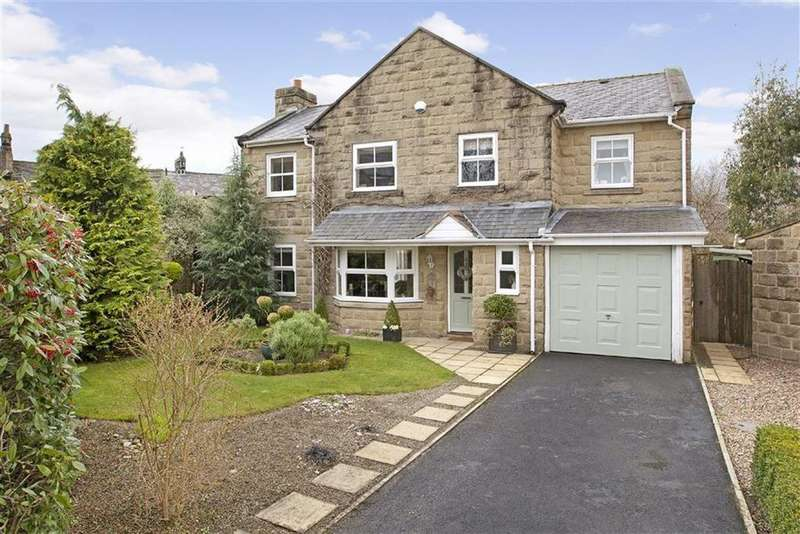 4 Bedrooms Detached House for sale in Crofters Green, Killinghall, North Yorkshire
