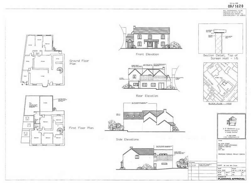 4 Bedrooms Land Commercial for sale in High Street, Milton Under Wychwood, Oxfordshire
