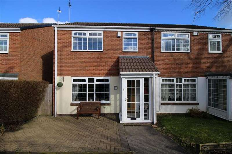 3 Bedrooms Semi Detached House for sale in Turnberry Way, Newcastle Upon Tyne, NE3