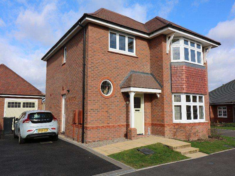3 Bedrooms Detached House for sale in Pershore WR10