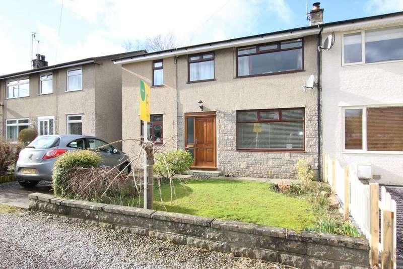 4 Bedrooms Semi Detached House for sale in 9 Tanpits Lane, Burton in Kendal