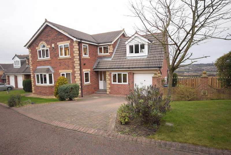 5 Bedrooms House for sale in Blaydon