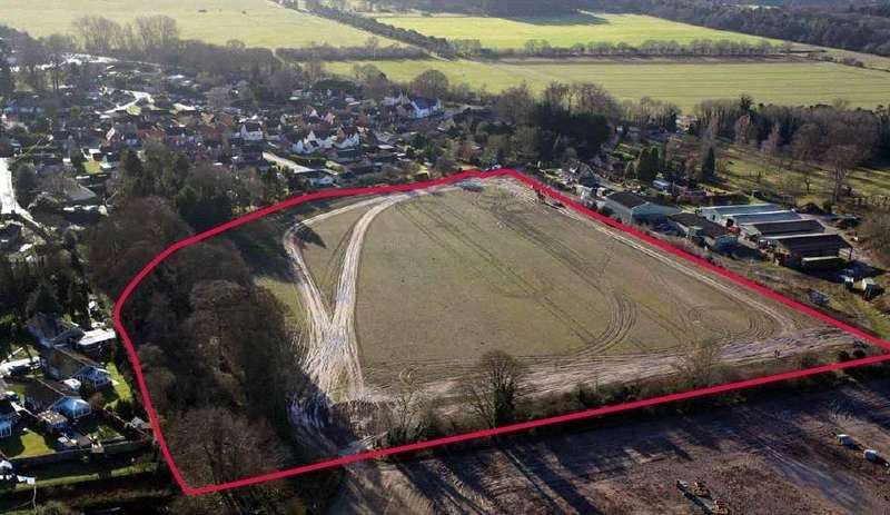 Land Commercial for sale in Land North Of Cromwell Road, Weeting, Norfolk