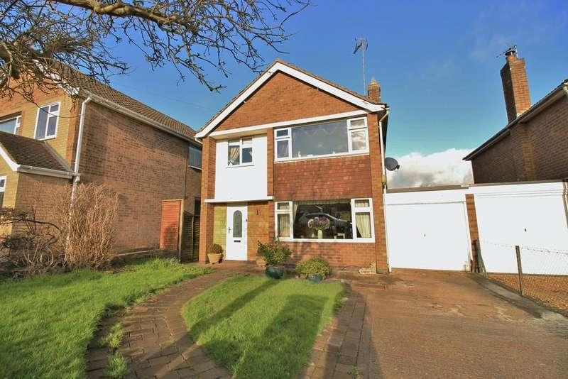 3 Bedrooms Detached House for sale in Harrington Way, Oakham
