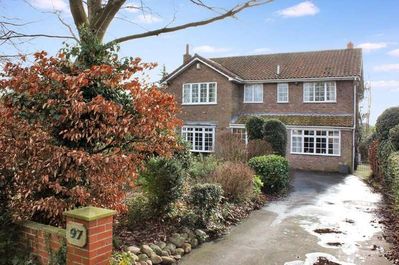 4 Bedrooms Detached House for sale in Main Street Askham Bryan York