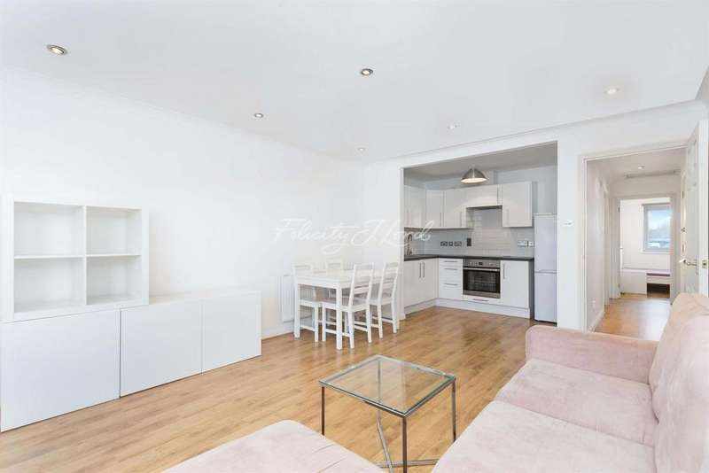 2 Bedrooms Flat for sale in Rossetti Road, SE16