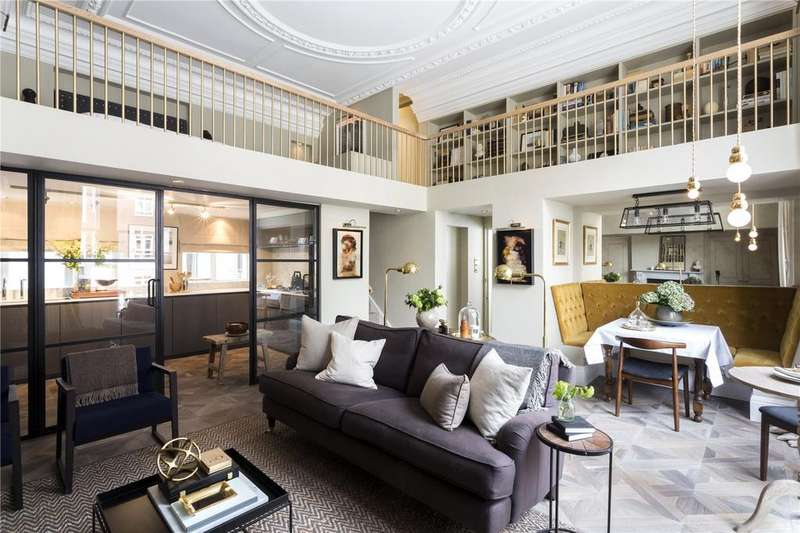 1 Bedroom Apartment Flat for sale in Lancaster Gate, London, W2