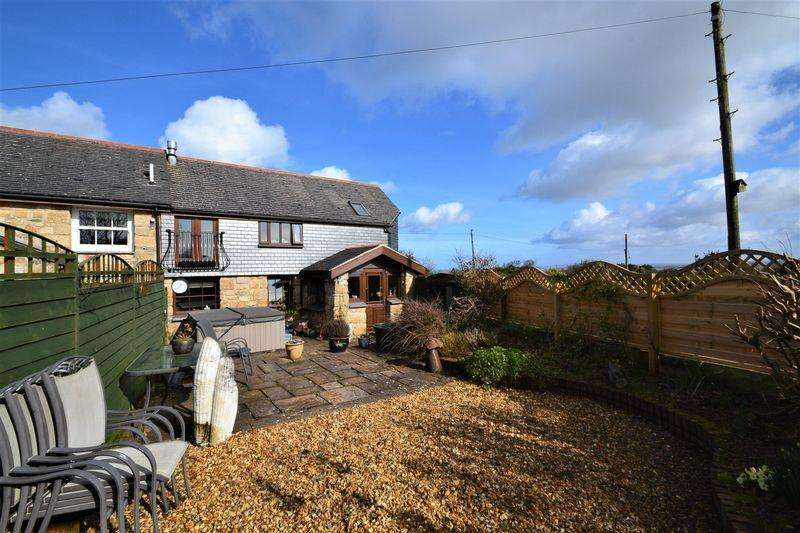 2 Bedrooms Cottage House for sale in St Ives Rural, Cornwall