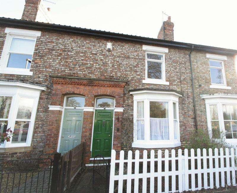 2 Bedrooms Terraced House for sale in Harper Terrace, Hartburn, Stockton, TS18 5ED
