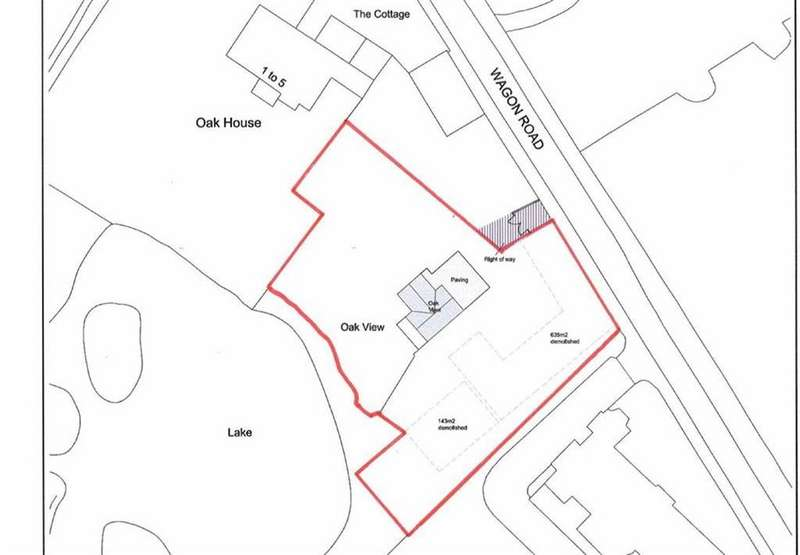 6 Bedrooms Residential Development Commercial for sale in Wagon Road, Hadley Wood, Hertfordshire