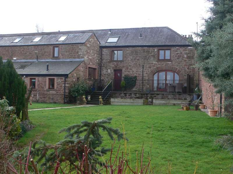 4 Bedrooms Semi Detached House for sale in 7 Irthing Court, Irthington, Cumbria CA6