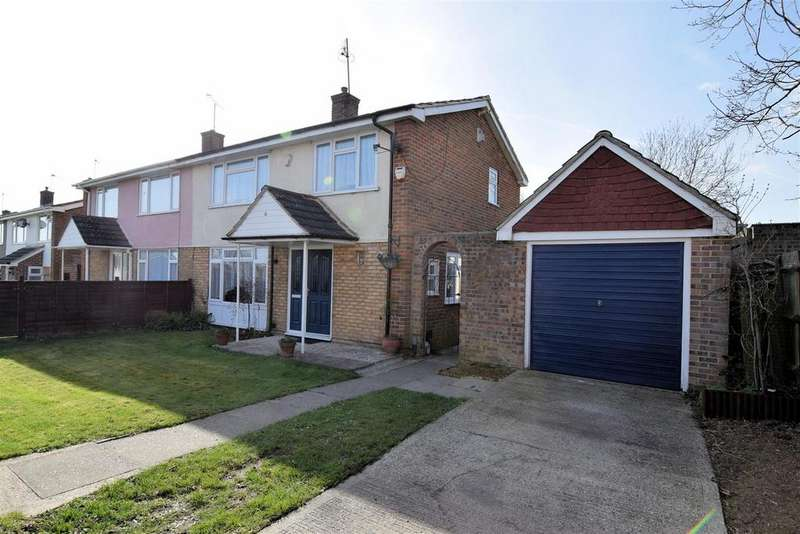 3 Bedrooms Semi Detached House for sale in Appleford Road, Reading