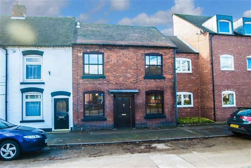 2 Bedrooms End Of Terrace House for sale in Beacon Street, Lichfield, Staffordshire