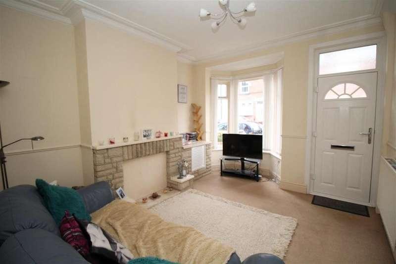 2 Bedrooms Terraced House for sale in Elms Road, Worksop