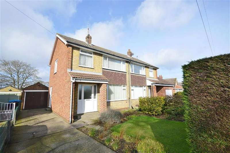 3 Bedrooms Semi Detached House for sale in Church Lane, Cayton