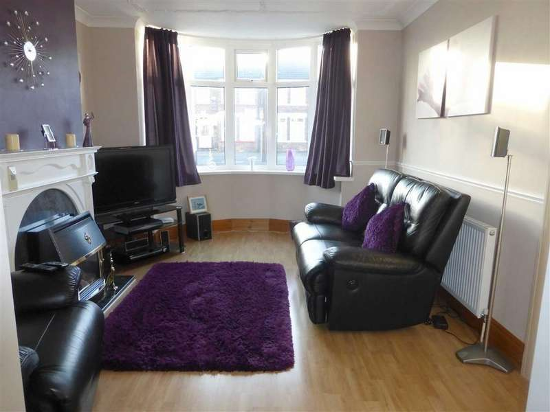 3 Bedrooms Terraced House for sale in Murrayfield Road, Chanterlands Avenue, Hull, HU5