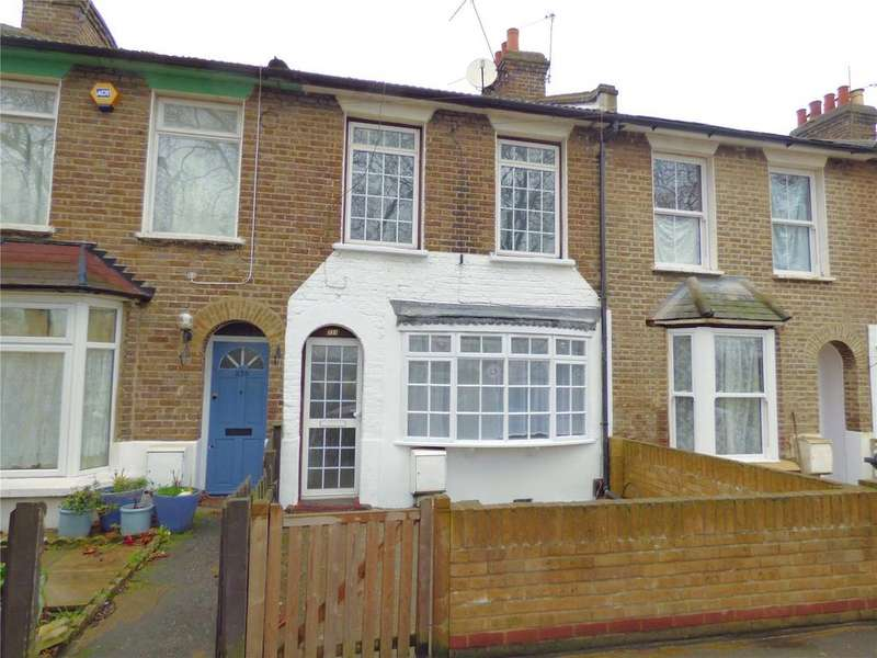 3 Bedrooms Terraced House for sale in Harrow Road, Leytonstone, London, E11