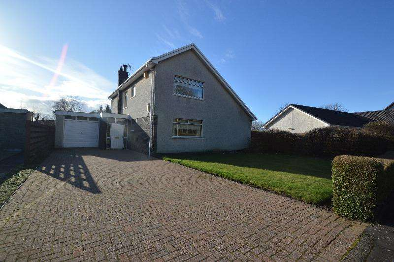 5 Bedrooms Detached House for sale in Berry Drive, Irvine, North Ayrshire, KA12 0LJ